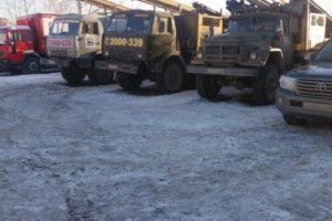 Бурение скважин в Екатеринбурге
